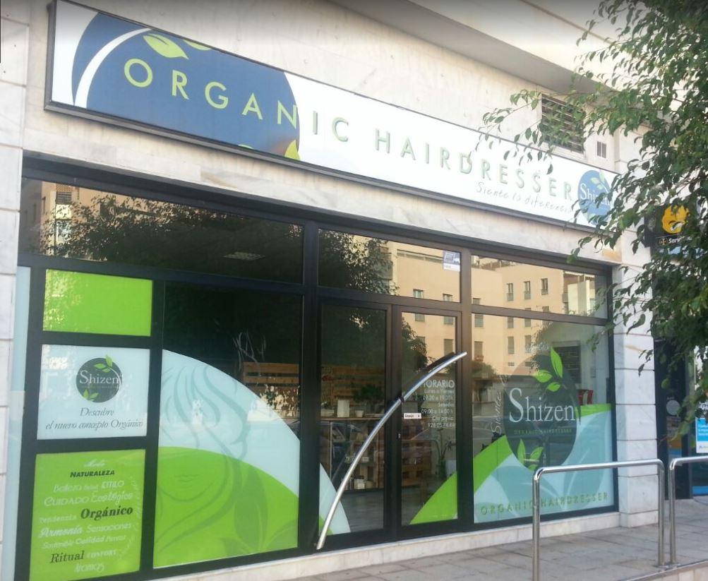 organic hair dresser