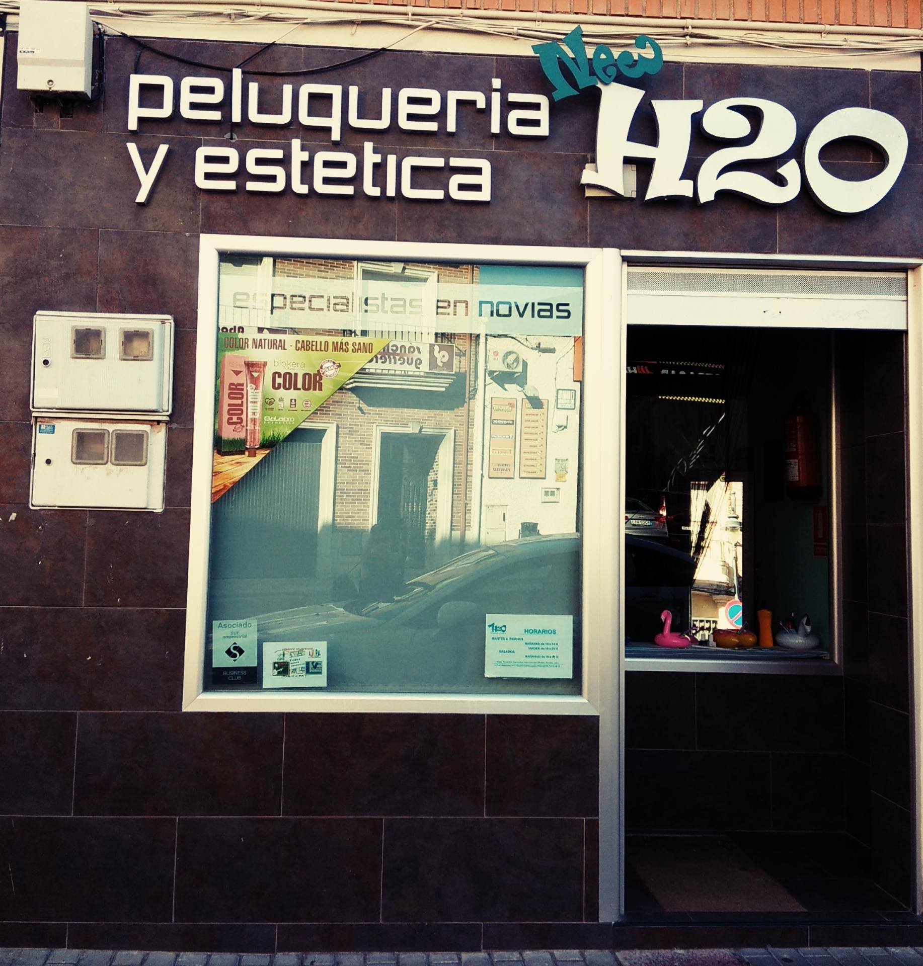 peluqueria new H2O