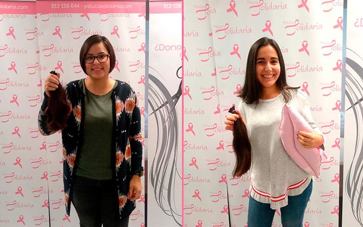 Colabora con Peluca Solidaria