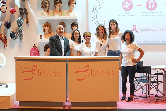 Colabora con Peluca Solidaria empresa