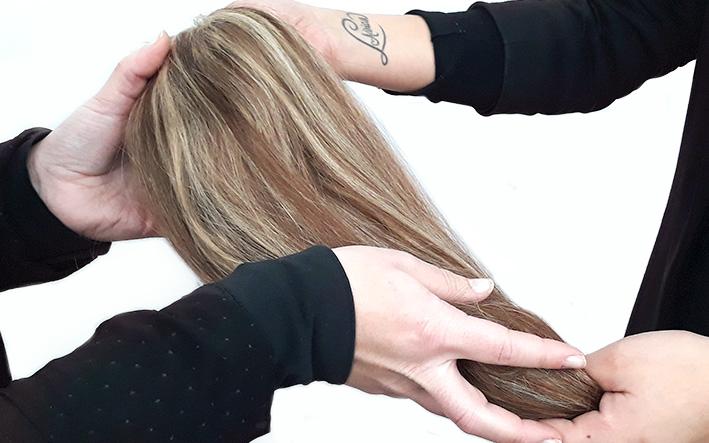 Donar peluca