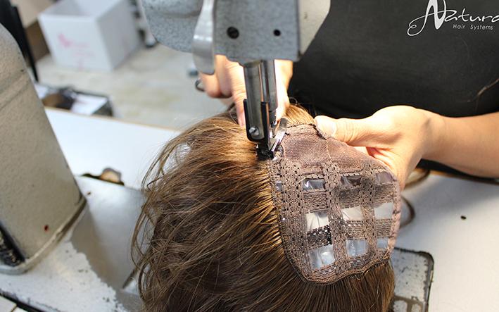 proyecto solidario natura hair systems